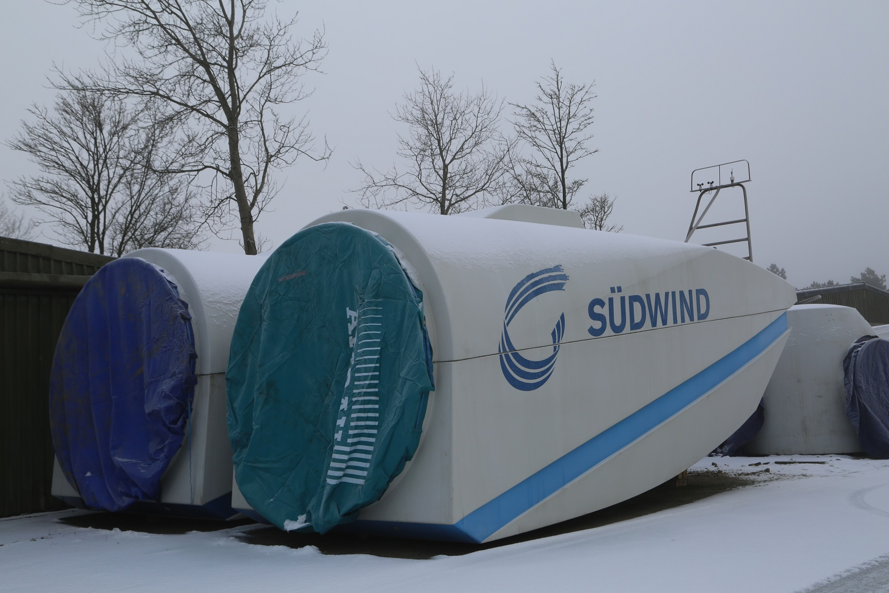 Südwind S-70 - 1,50 MW - Windkraftanlage