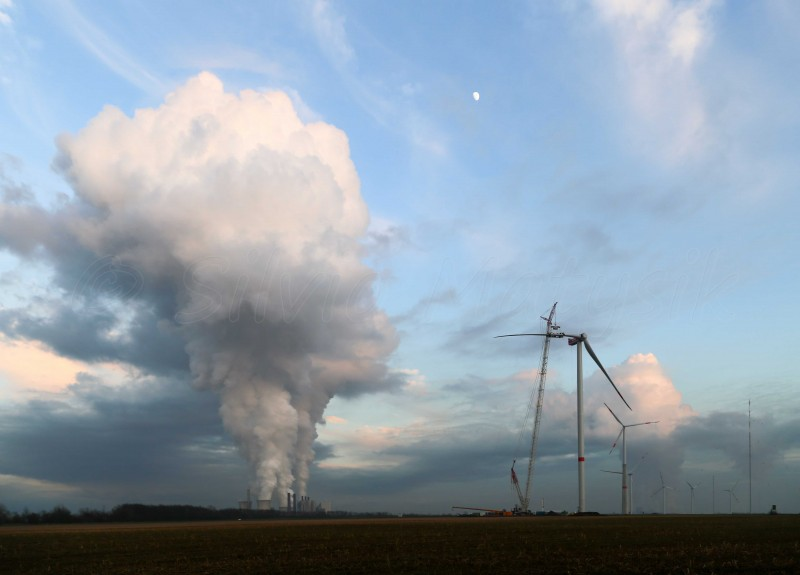 Nordex SE / Nordex N131/3000 Delta / 3.0 MW wind turbine generator / Windtest Grevenbroich, Germany