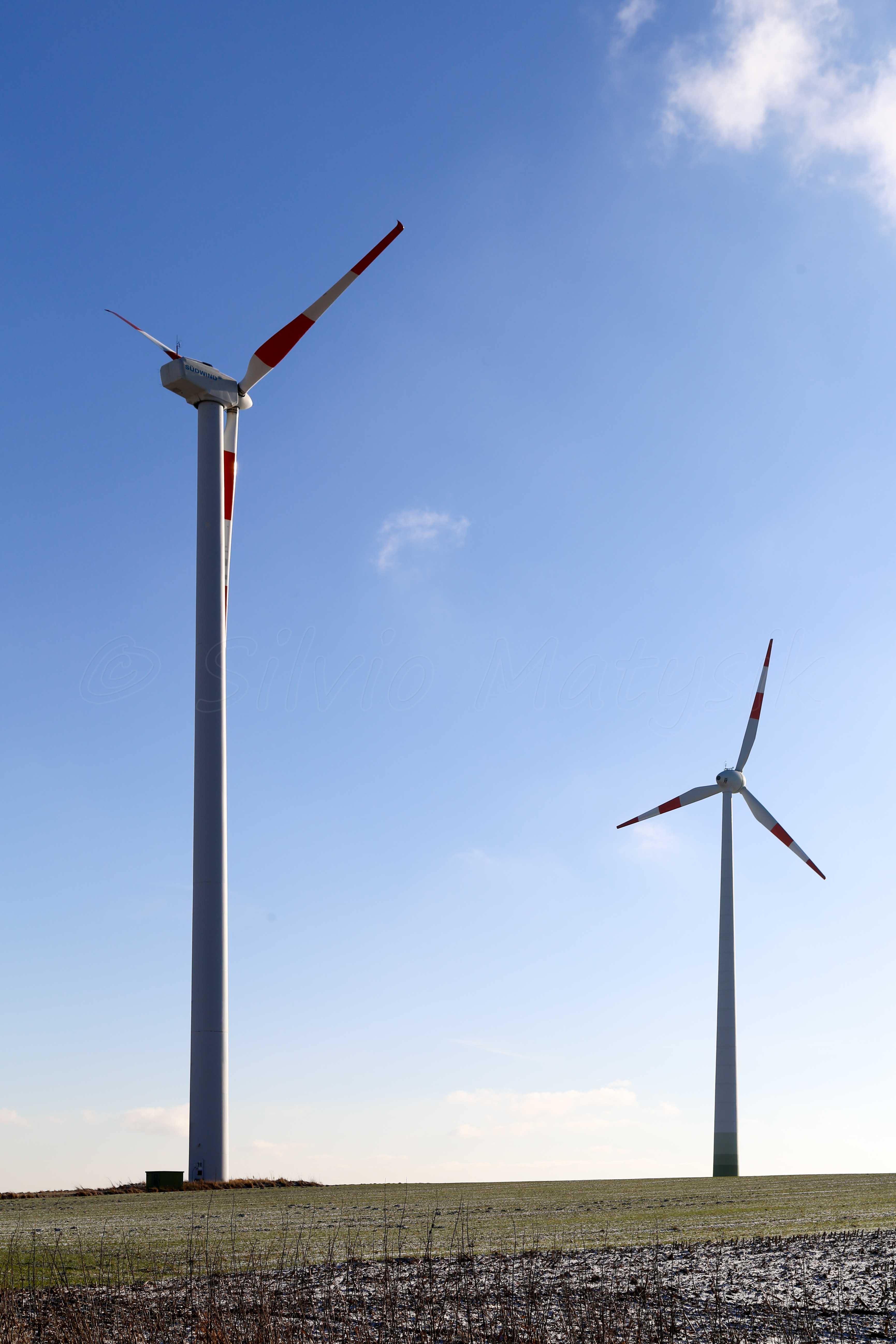 Südwind S-46 - 600,00 kW - Windkraftanlage