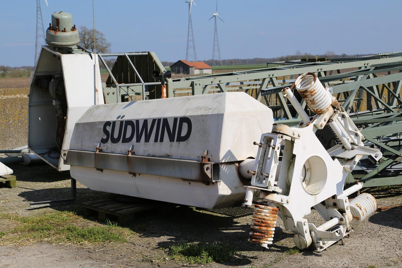 Südwind N 1230 - 30,00 kW - Windkraftanlage