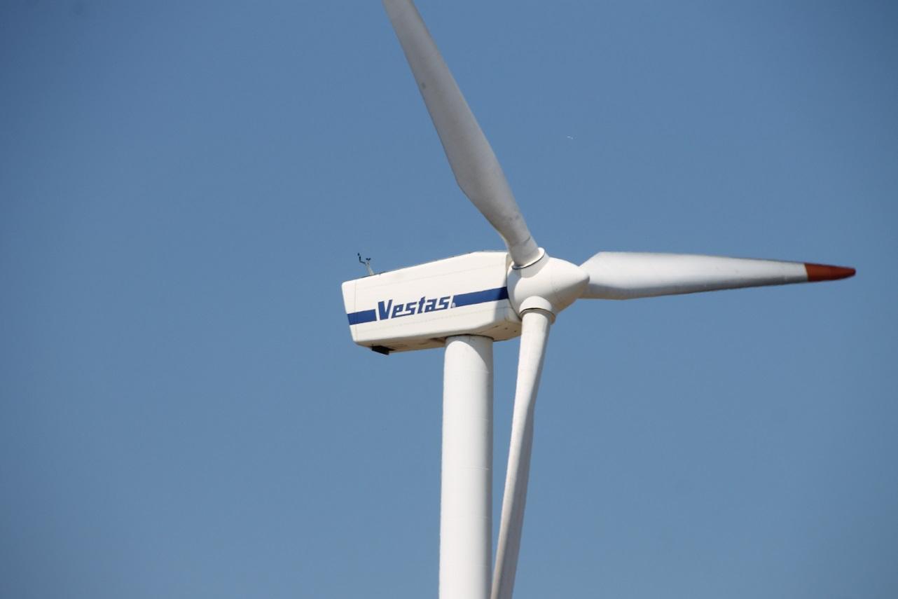 Vestas V63 1 50 Mw Windkraftanlage