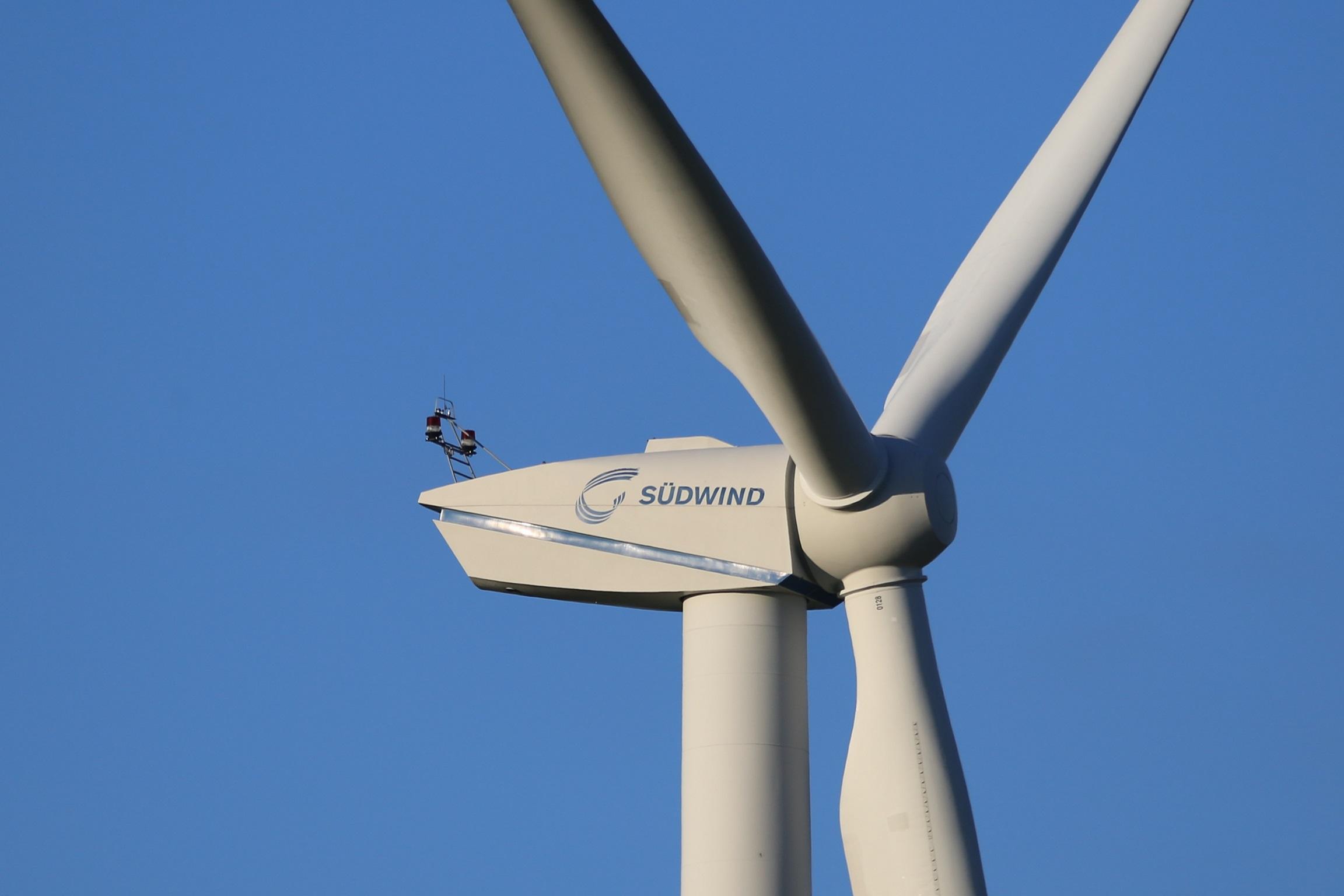 Südwind S-77 - 1,50 MW - Windkraftanlage