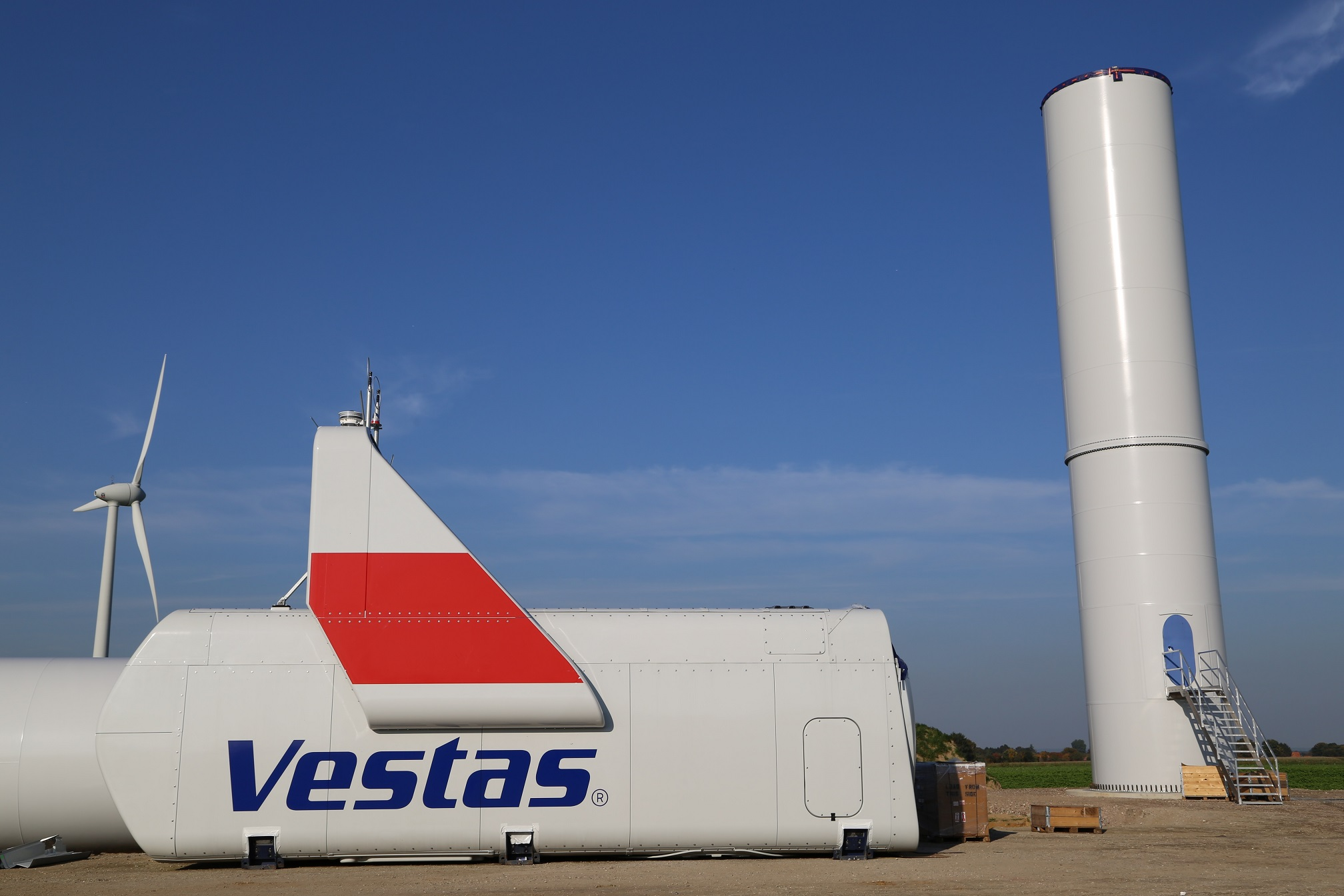 vestas v 112 onshore kw turbine. Black Bedroom Furniture Sets. Home Design Ideas