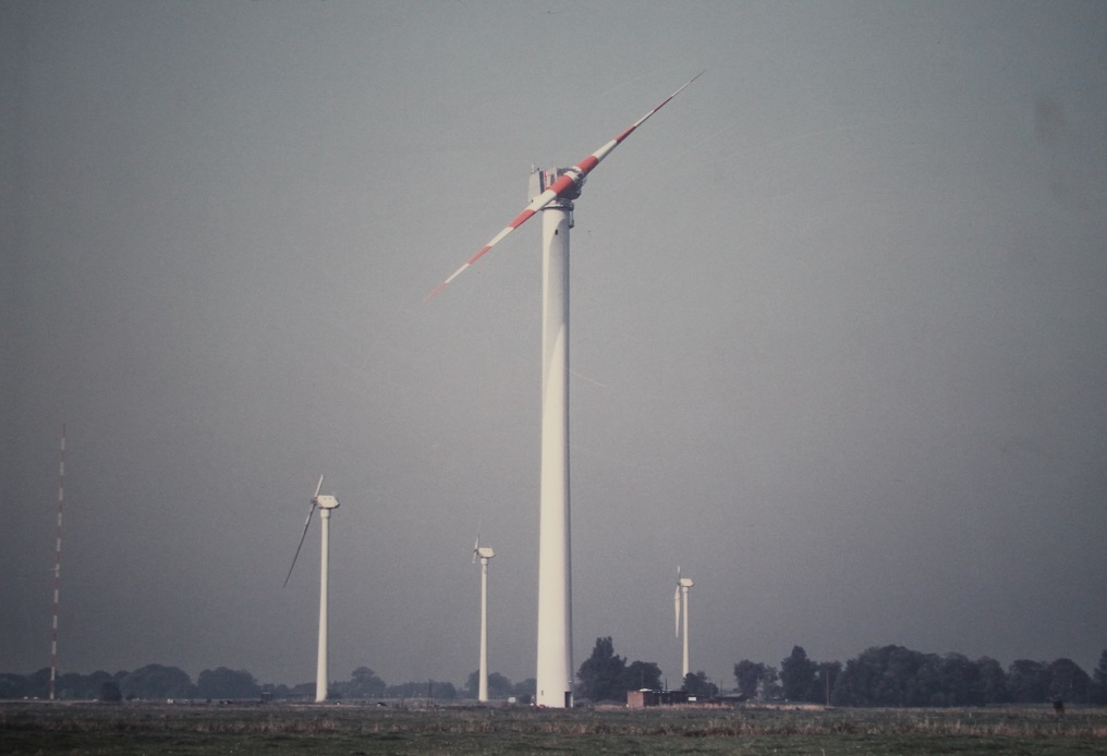 Synchronous Generator As A Wind Power Generator