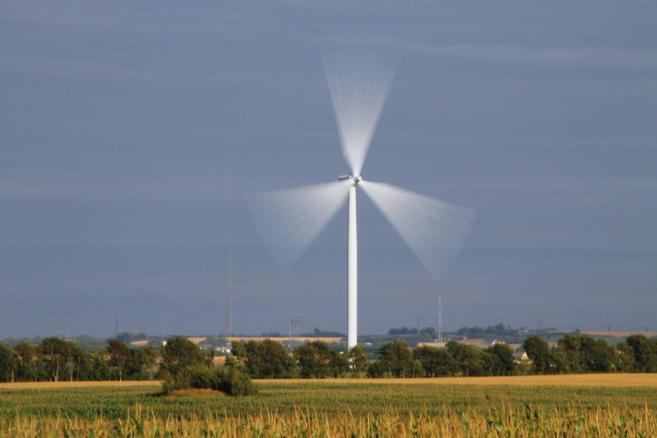 Siemens SWT-3.6-120 Onshore - 3,60 MW - Windkraftanlage